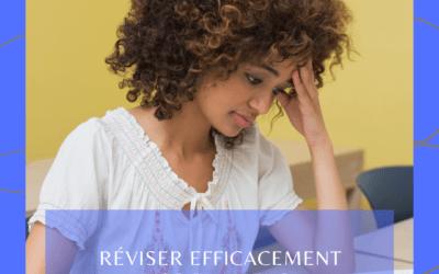 Réviser efficacement vos examens